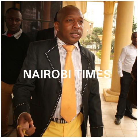 Nairobi Senator Mike Sonko has moved to the court seeking orders to compel CS Infrastructure and Transport and Kenya National Highway Authority be compelled to remove bumps and rubbles strips along Thika road.