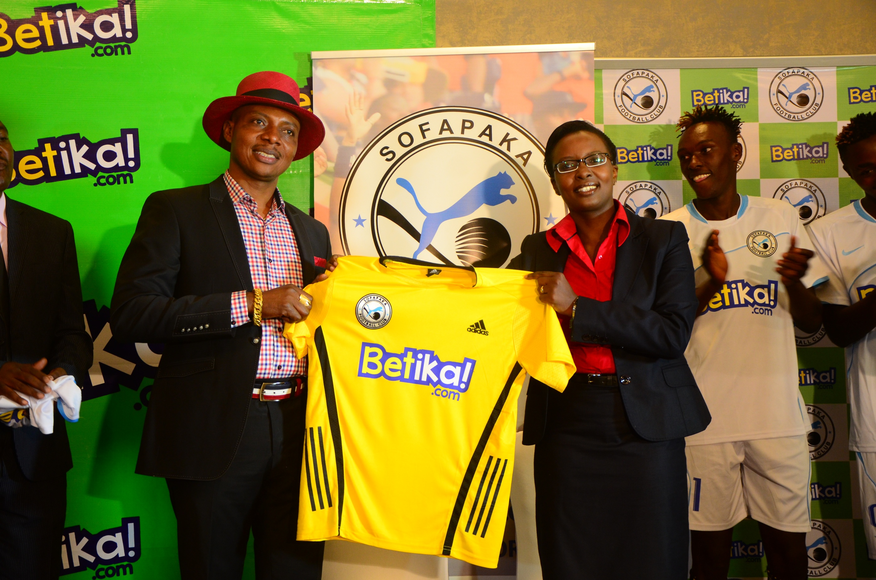 BETTING FIRM SIGN 50MILLION SPONSORSHIP DEAL WITH SOFAPAKA