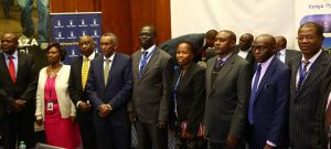 New appointed acting top managers of KPLC.